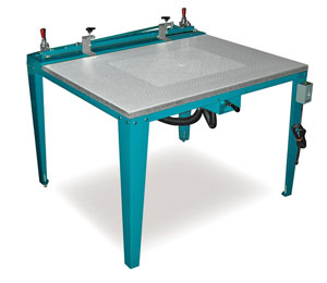 Accu-Glide Squeegee Unit