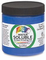 Speedball Water-Soluble Poster Ink