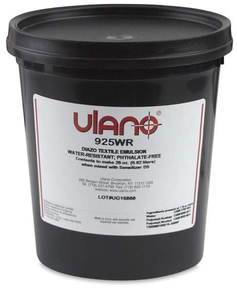 925WR Diazo Emulsion, 28 oz