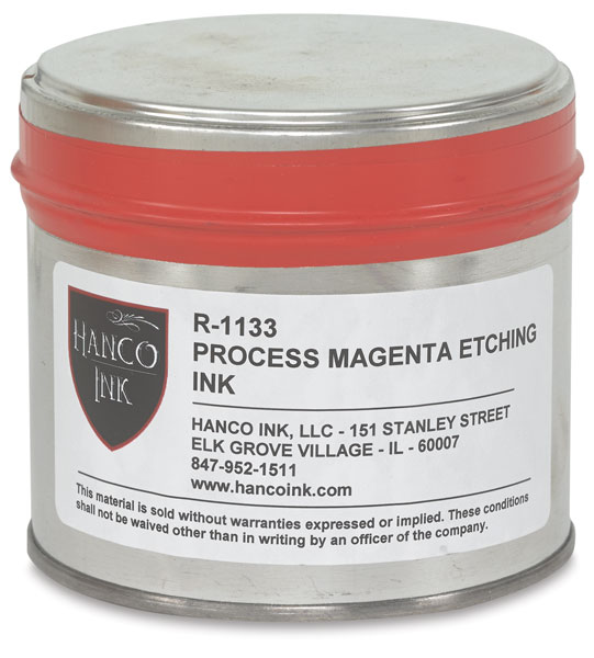 Oil Based Etching Ink