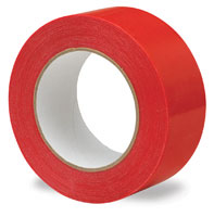 AWT Red Polyethylene Screen Tape