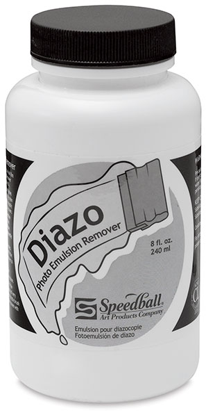 Diazo Photo Emulsion Remover