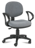 Desk Chair, Gray