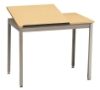 Planner Graphic Arts Table, Maple/Champagne