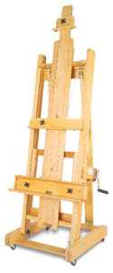 Abiquiu Easel