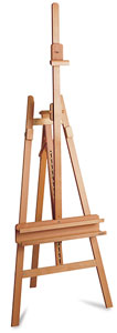 Lyre Easel M-11