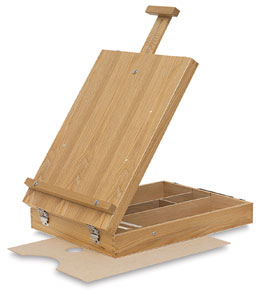 How To Make An Artist Table Easel