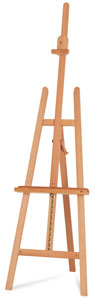 Lyre Basic Studio Easel M-13D