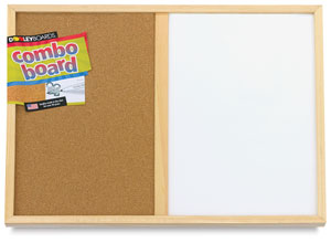 Cork/Dry Erase Board