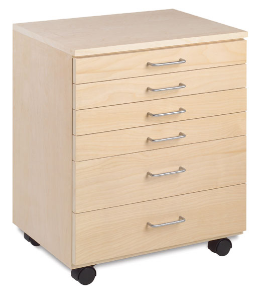 6-Drawer File