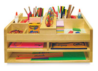 Hann Art Teacher's Craft Caddy