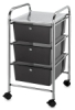 Alvin Blue Hills Studio Mobile Storage Carts