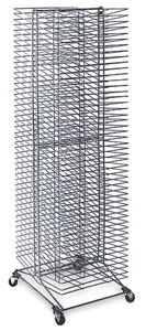 100-Shelf Portable Drying Rack