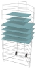 13-Shelf Rack