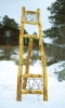 Xylem Panel Aspen Display Easel