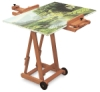 Lyptus Belmont Easel, Horizontal Position