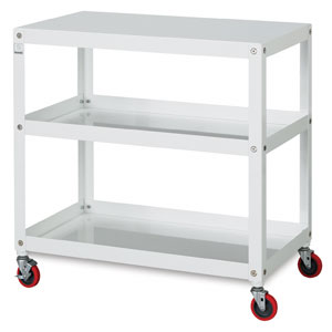 Art Cart, White