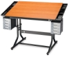 Alvin CraftMaster II Deluxe Hobby and Drawing Station