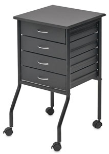 Cobalt Mobile Taboret