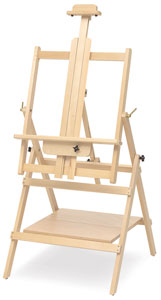 Beechwood Convertible Easel