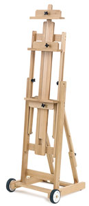 Collapsible Small H-Frame Easel