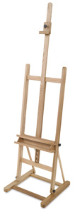 Light-Duty H-Frame Easel