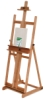 American Easel Cherrywood Dzhel H-Frame Easel