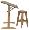 Antigua Table & Stool Set