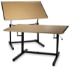 Mayline Dual Adjustment Drafting Table