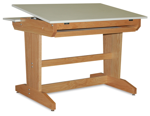 Drafting table plans free plans diy free download how to for Free online table planner