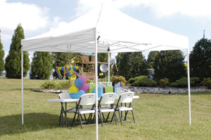 Explorer Canopy, 10 ft &amp;times; 10 ft