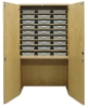 Hann Tote Tray Garage Cabinet