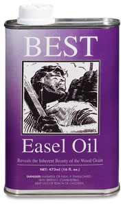 Best Easel Oil