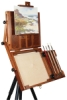 Craftech Sienna Plein Air Pochade Boxes and Accessories