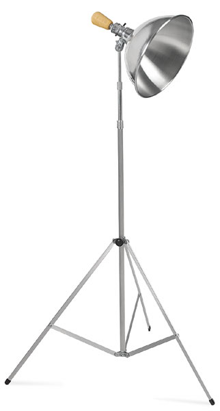 Aluminum Light Stand (without Bulb)