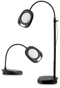 Daylight Naturalight Convertible Floor/Table Magnifying Lamp