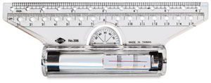 Rolling Ruler, 6&quot;