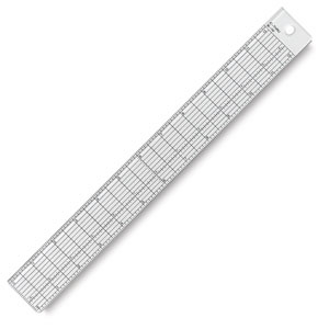 12&quot; Grid Ruler