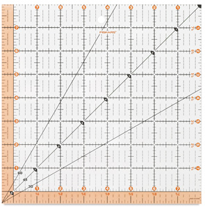 Acrylic Square Ruler