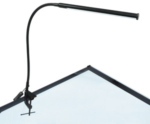 LED Bar Lamp, Black  NEW!