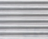 Example of painted Corrugated Siding, 1:24 Scale