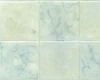 Example of painted Square Tile, 1&quot;