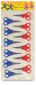 Sharp Scissors, Pkg of 12