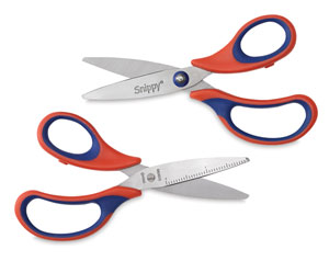 Kushy Grip Scissors, Blunt Tip