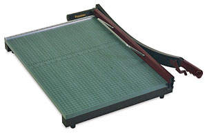 StakCut Green Board Paper Trimmer, 24&quot; Cut