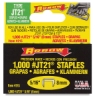 Box of 1000 Staples, 5/16&quot;