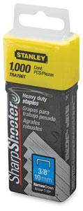 "3/8"" Staples, Box of 1000"