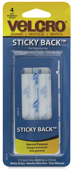 Pkg of 4 Strips