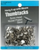 Moore Thumbtacks