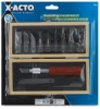 X-Acto Standard Wood Carving Set